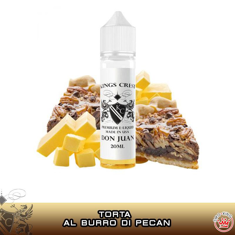 DON JUAN Aroma 20 ml KINGS CREST