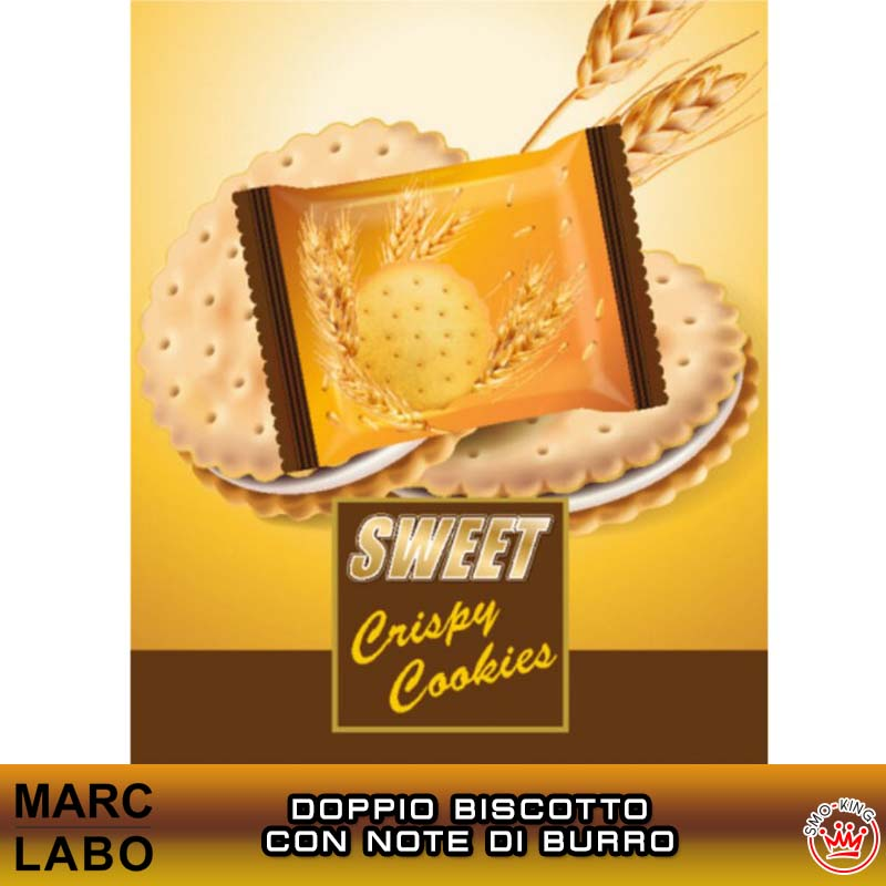 SWEET CRISP COOKIES Aroma 20 ml MARC LABO