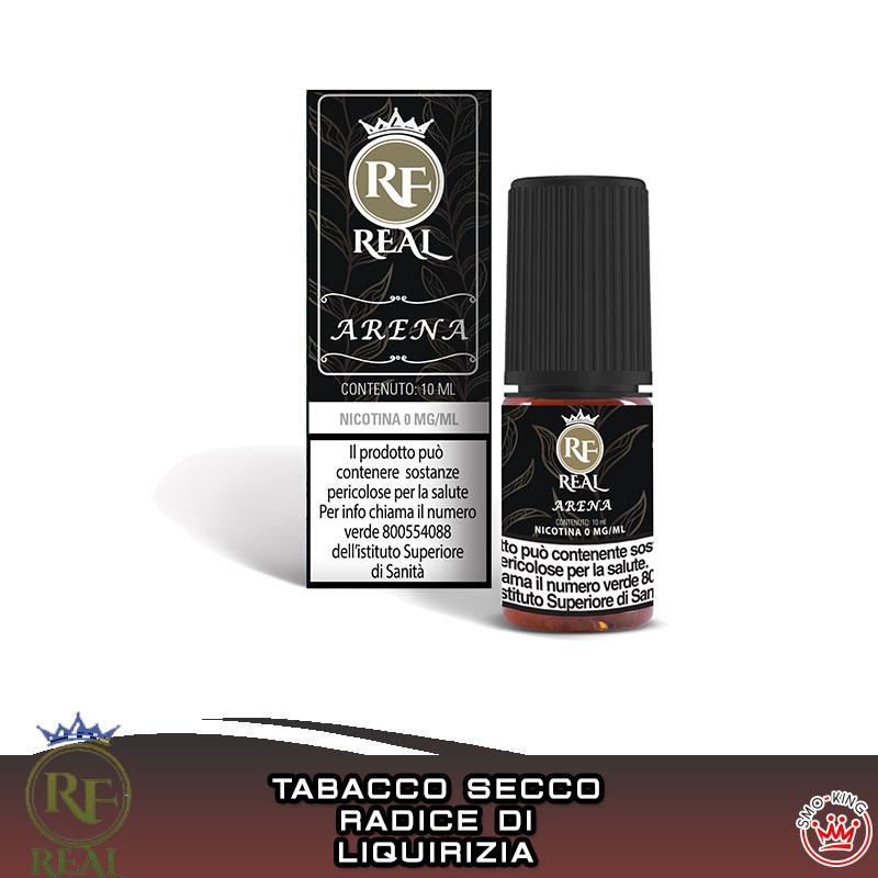 ARENA Liquido Pronto Nicotina 10 ml REAL FARMA