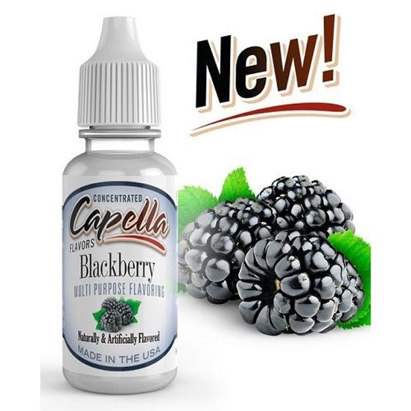 Capella Blackberry Aroma 13ml