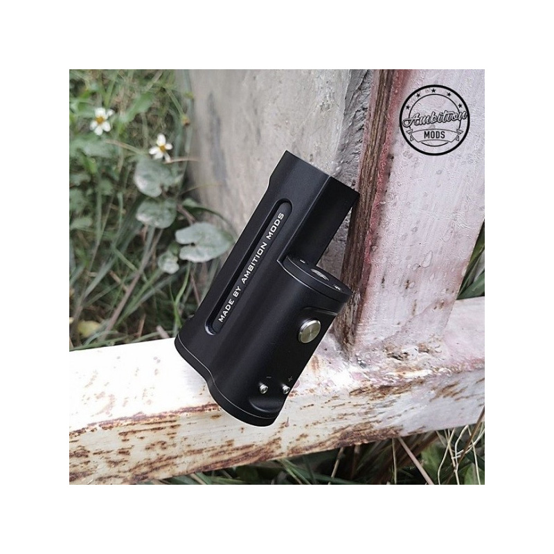 Ambition Mods Easy Side Box Mod 60W Full Black