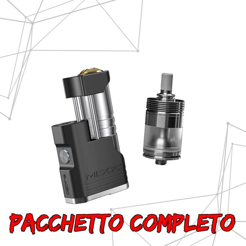 BP Mods Pioneer & Aspire MIXX Pacchetto Completo