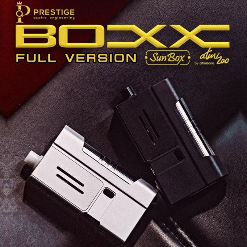 BOXX FULL VERSION Kit Completo ASPIRE