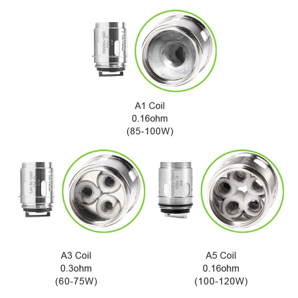 Coil Head Aspire Replacement Athos