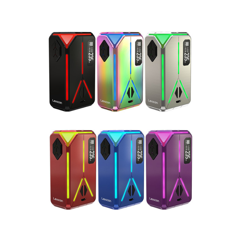 Eleaf Lexicon Box Mod 235W