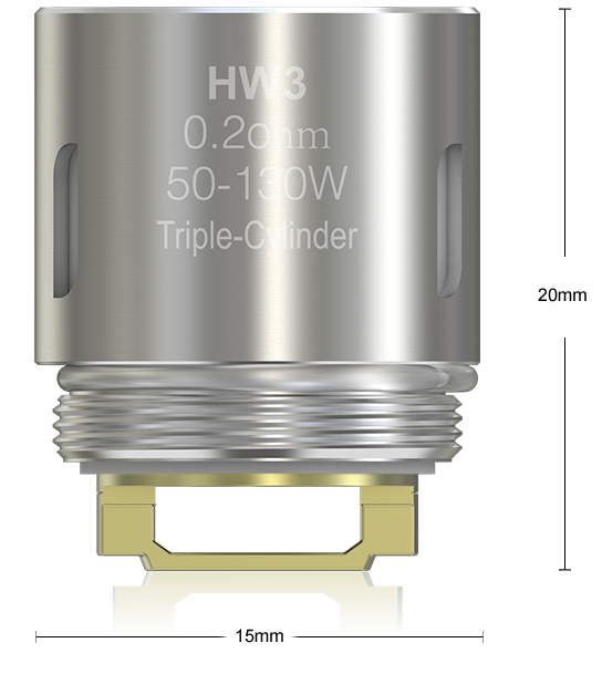 Eleaf-HW3-Resistenze