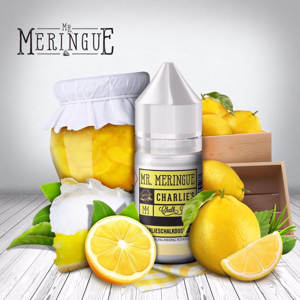 Charlie's Chalk Dust Mr Meringue Aroma 30ml Liquido per Sigaretta Elettronica