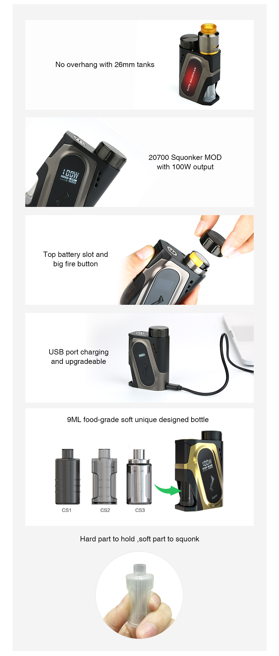 ijoy capo bottom feeder squonk