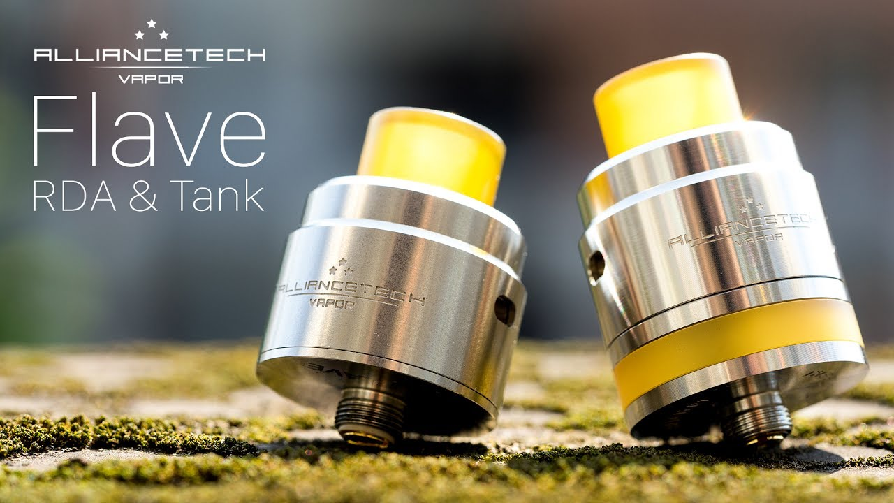 The Flave Tank 22mm