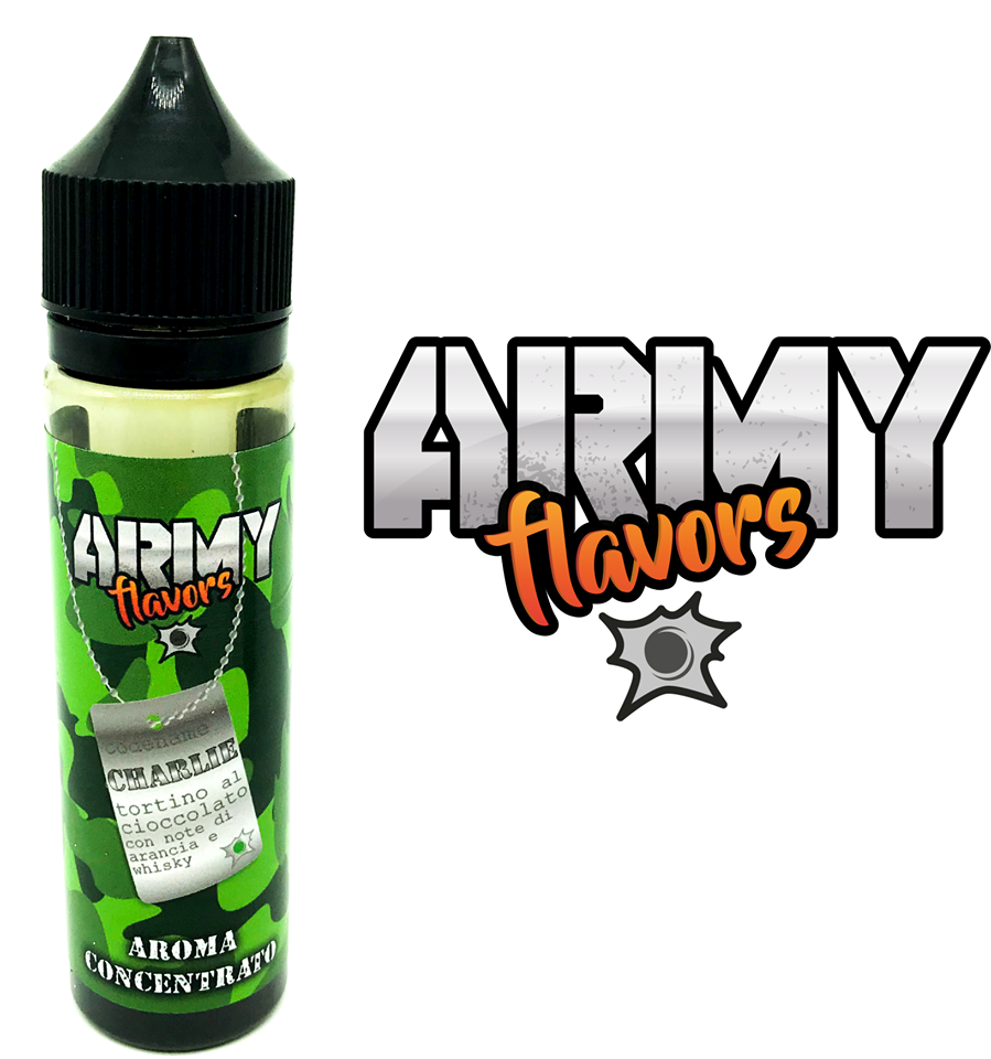 Army Flavors Charlie