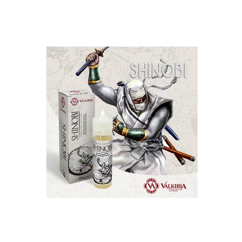 Shinobi Valkiria aroma doppia concentrazione per sigaretta elettronica