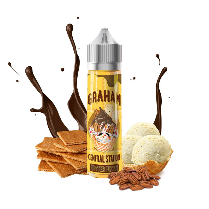 Graham Central Station Butter Pecan Aroma 20ml