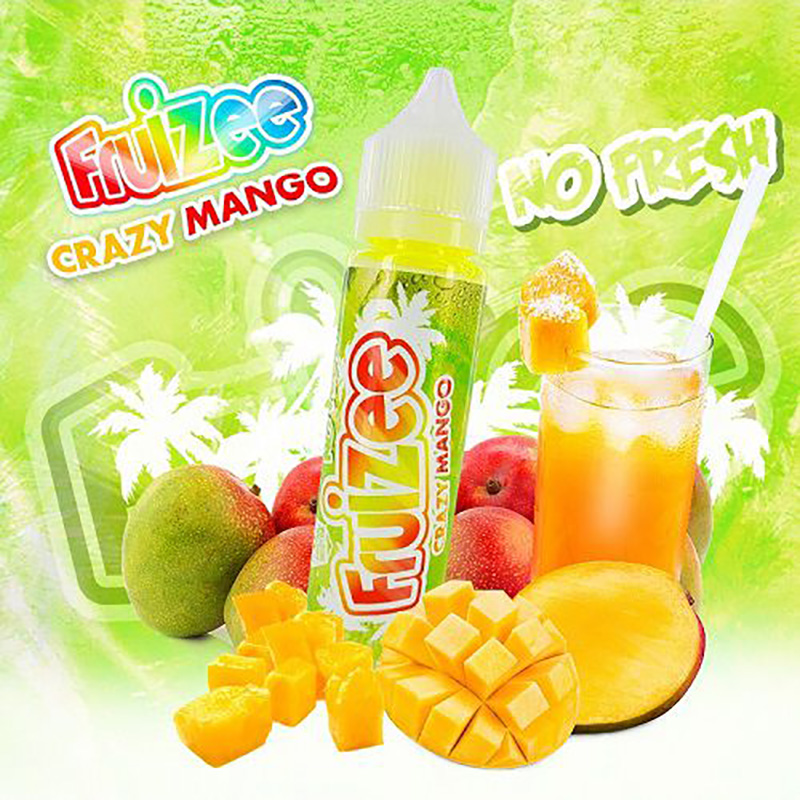 Fruizee No Fresh Crazy Mango Aroma 20 ml