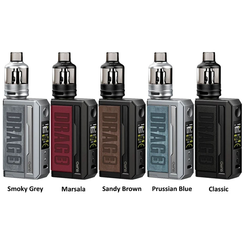 DRAG 3 Kit Completo Voopoo