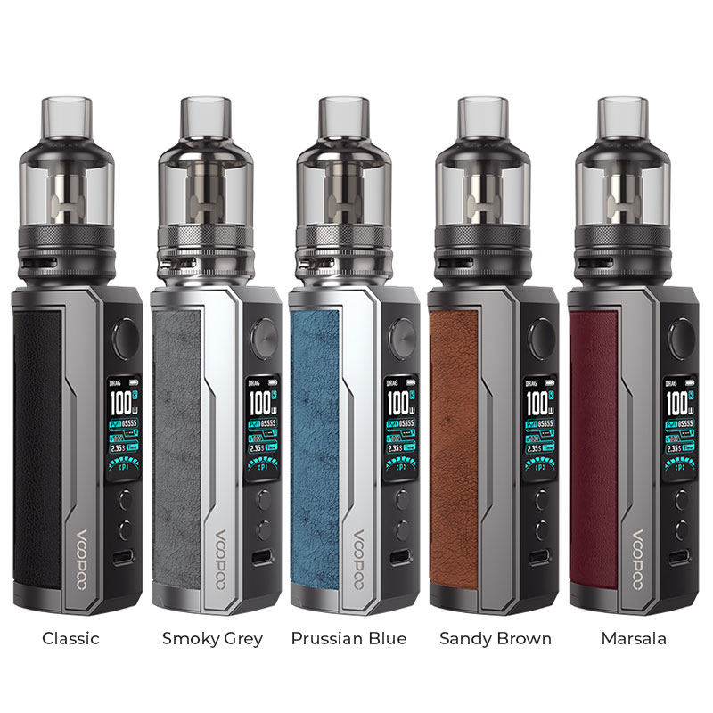 DRAG X PLUS Kit Completo Voopoo