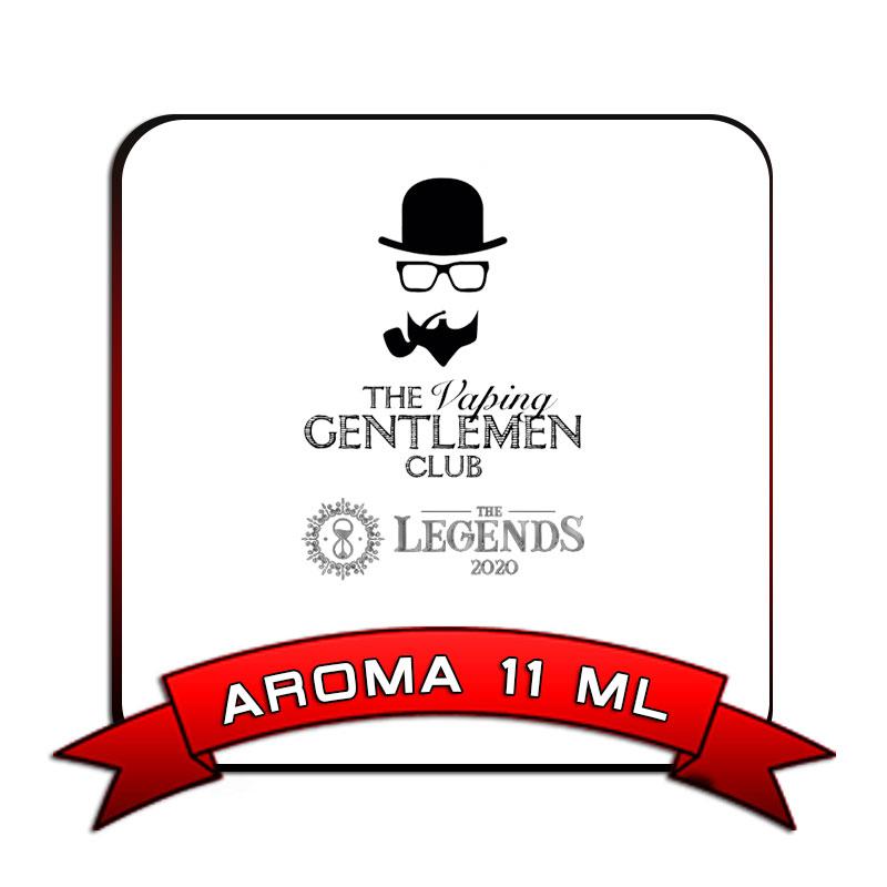 LEGENDS 2020 Aromi 11 ml THE VAPING GENTLEMEN CLUB