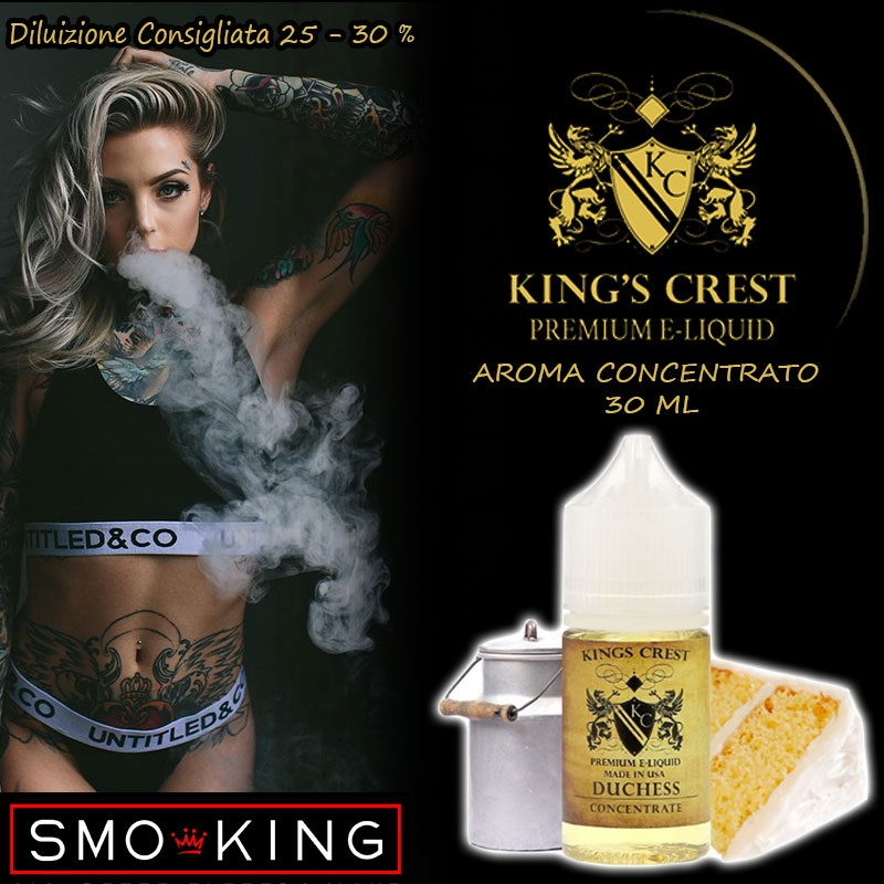 King Crest Duchess Aroma Concentrato