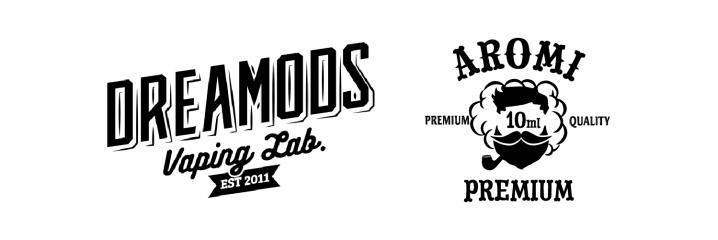 Logo Aromi Concentrati DreaMods per Sigaretta Elettronica Linea Premium Tobacco