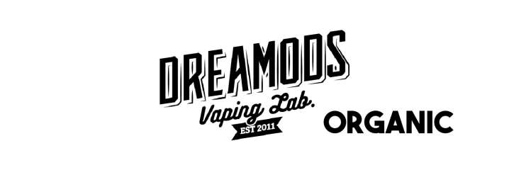 Logo Aromi Concentrati DreaMods per Sigaretta Elettronica Linea Organic