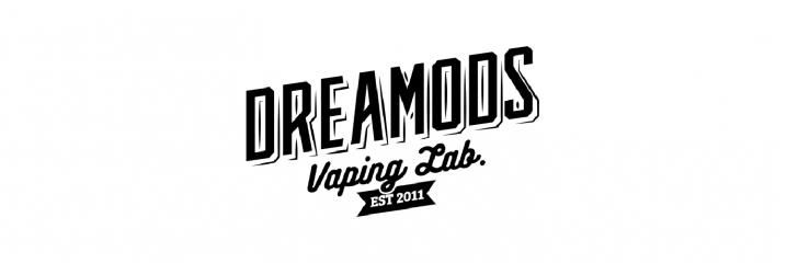Logo Aromi Concentrati DreaMods per Sigaretta Elettronica