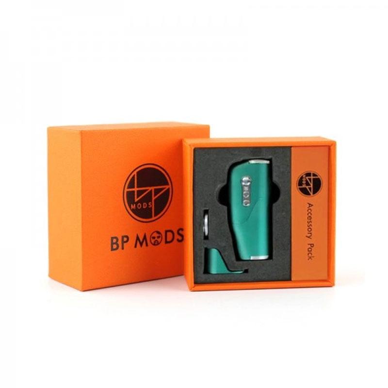 IAIDO DNA60 Luxury Edition Box Mod BP MODS confezione