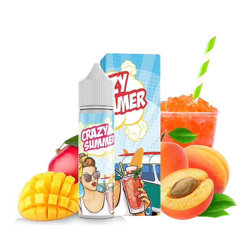 CRAZY SUMMER Aroma 20 ml Liquido Sigaretta Elettronica