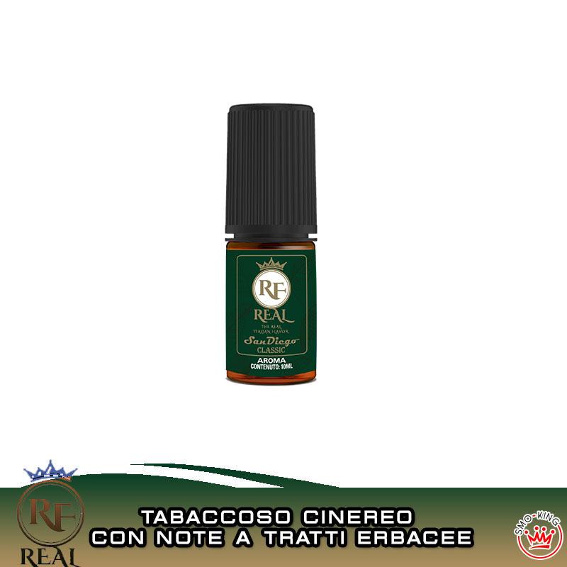 SAN DIEGO Aroma 10 ml REAL FARMA