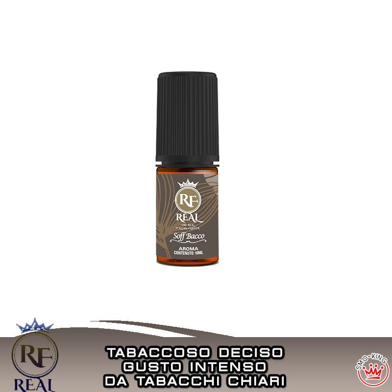 SOFF BACCO Aroma 10 ml REAL FARMA