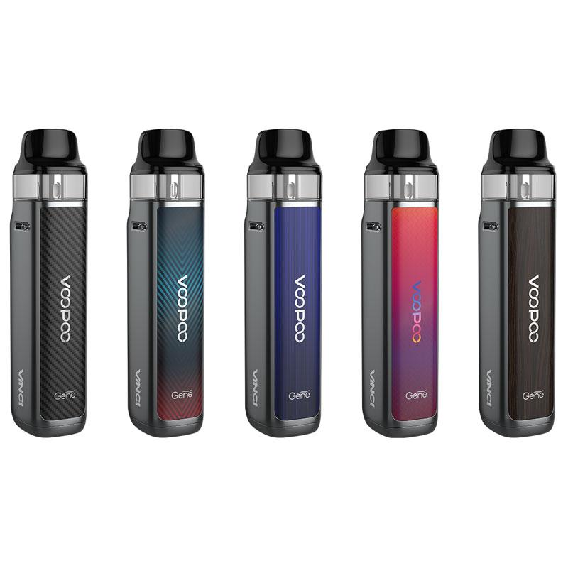 VINCI 2 X Kit Completo VOOPOO Sigaretta Elettronica