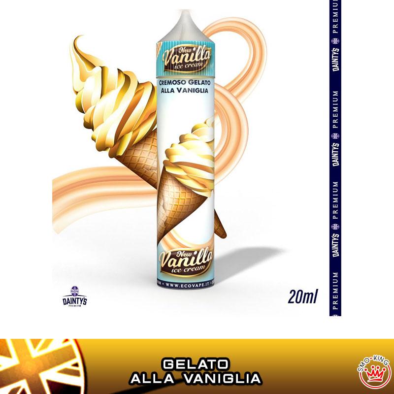 VANILLA ICE CREAM Aroma 20 ml DAINTY'S