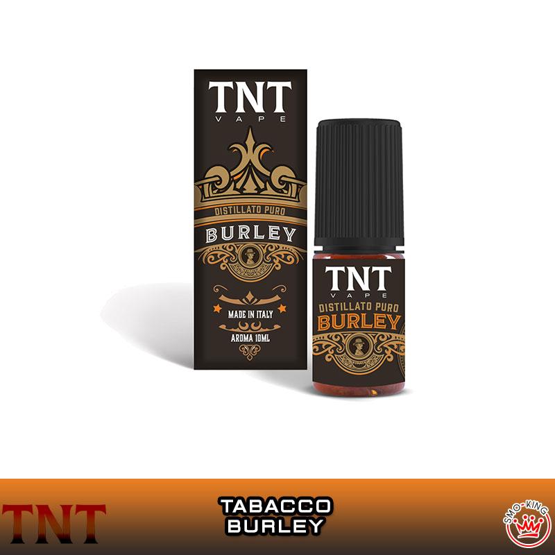 BURLEY Distillato Puro Aroma 10 ml TNT VAPE
