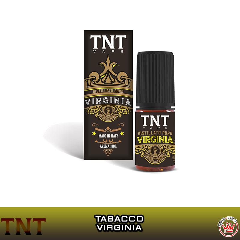 VIRGINIA Distillato Puro Aroma 10 ml TNT VAPE