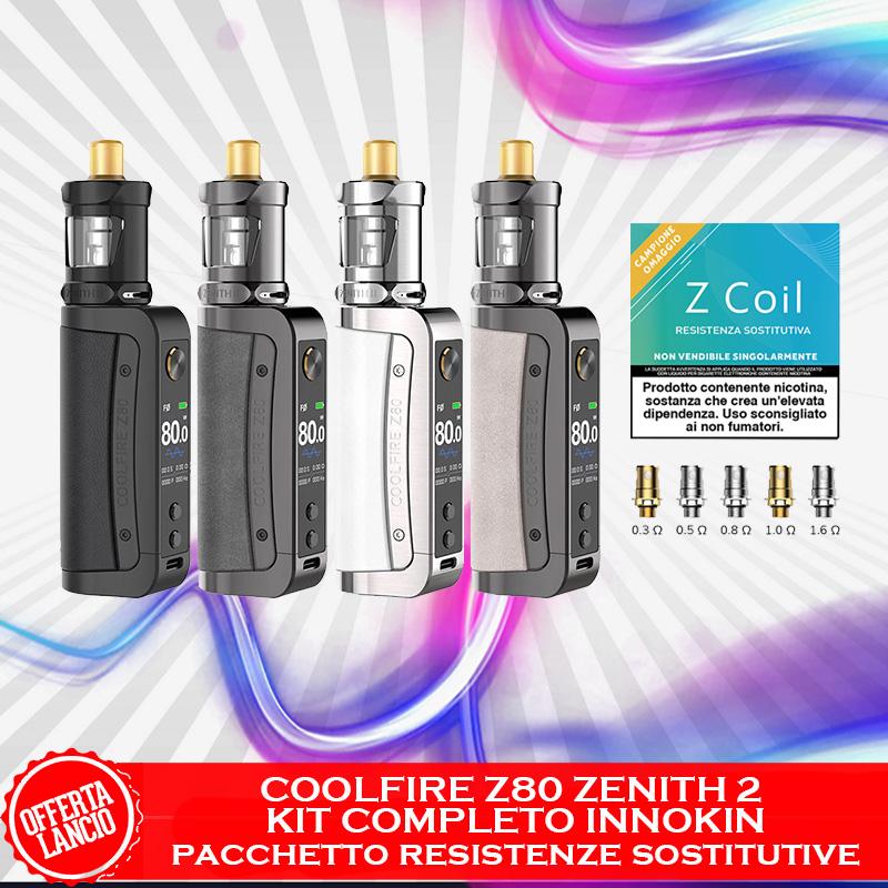 Coolfire Z80 OFFERTA LANCIO Innokin