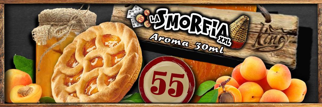 La smorfia xxl n.55 Aroma