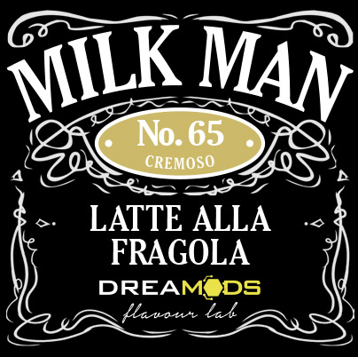 Drea Mods Flash Milk Milkman Aroma Concentrato 10 ml