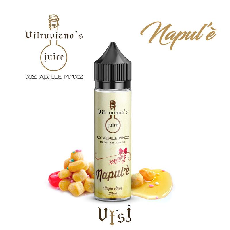 Vitruviano Napul'è Aroma 20 ml