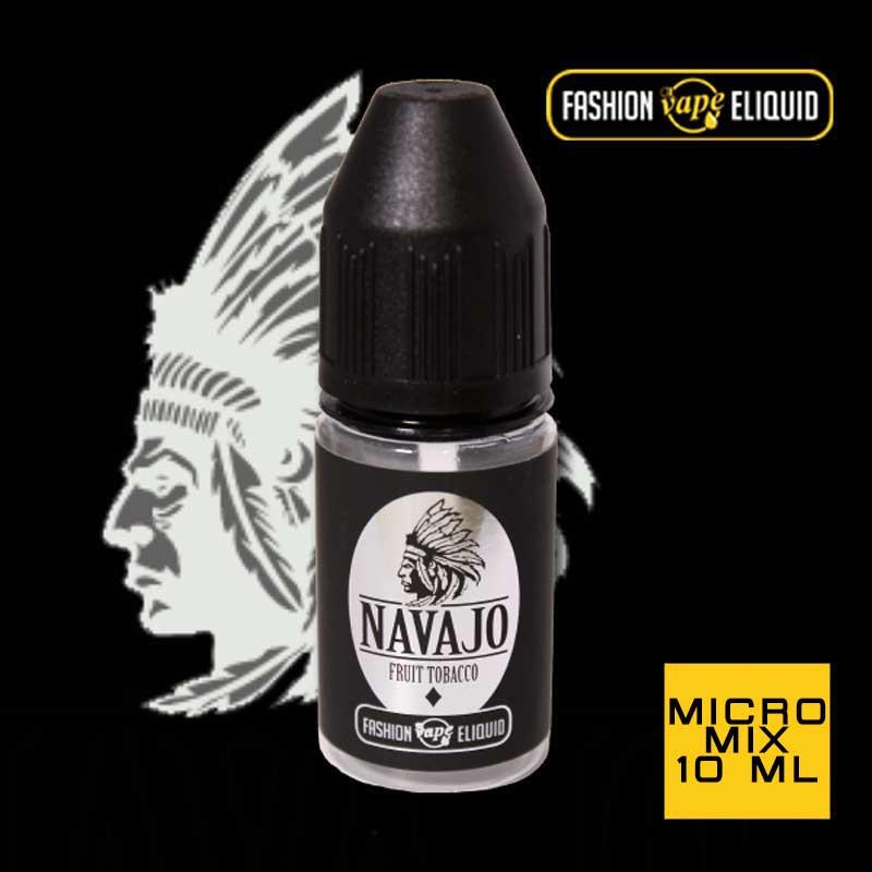 Fashion Vape Eliquid Navajo Fruit Tobacco MICRO MIX 10ml