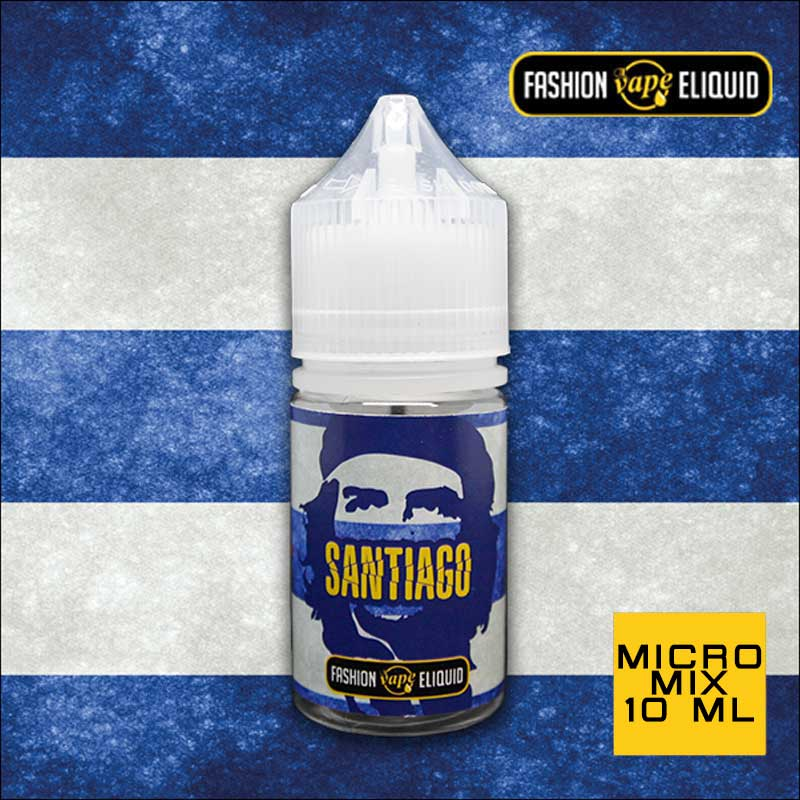 Fashion Vape Eliquid Santiago MICRO MIX 10ml
