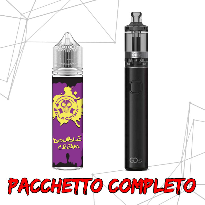 Pacchetto Go S Kit + Double Cream