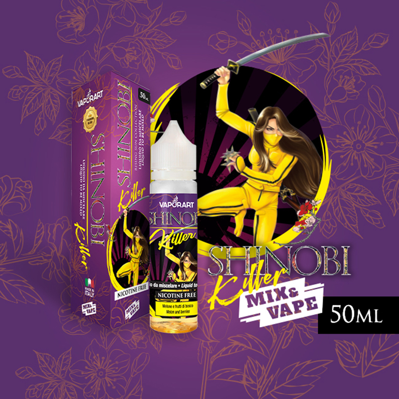 Valkiria Shinobi Killer 50 ml Mix