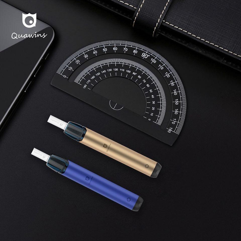 Quawins Vstick Pro Sigaretta Elettronica Con Filtro Box Mod Kit Completo