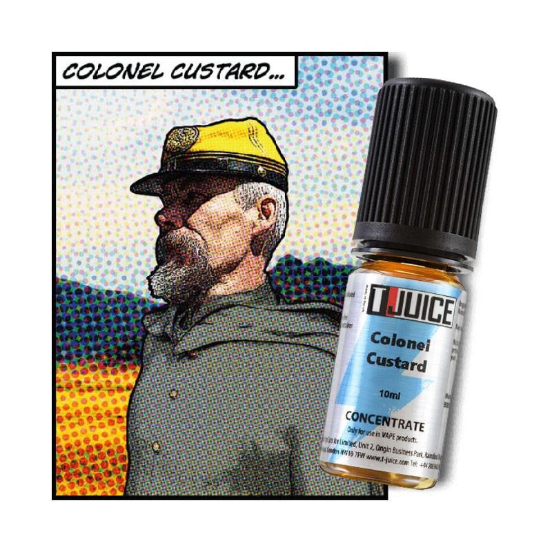 T-Juice Colonel Custard Aroma 10 ml