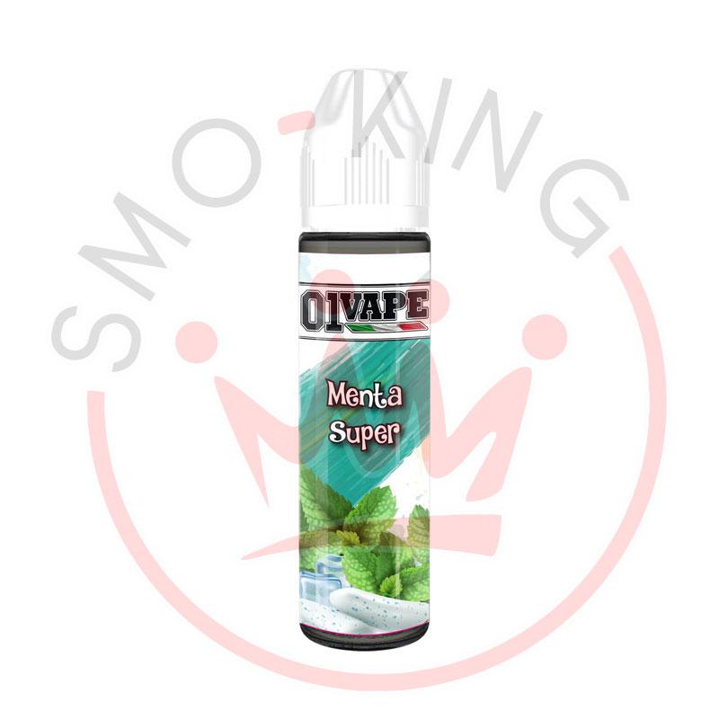 01Vape Menta Super Aroma 20 ml Liquido Sigaretta Elettronica