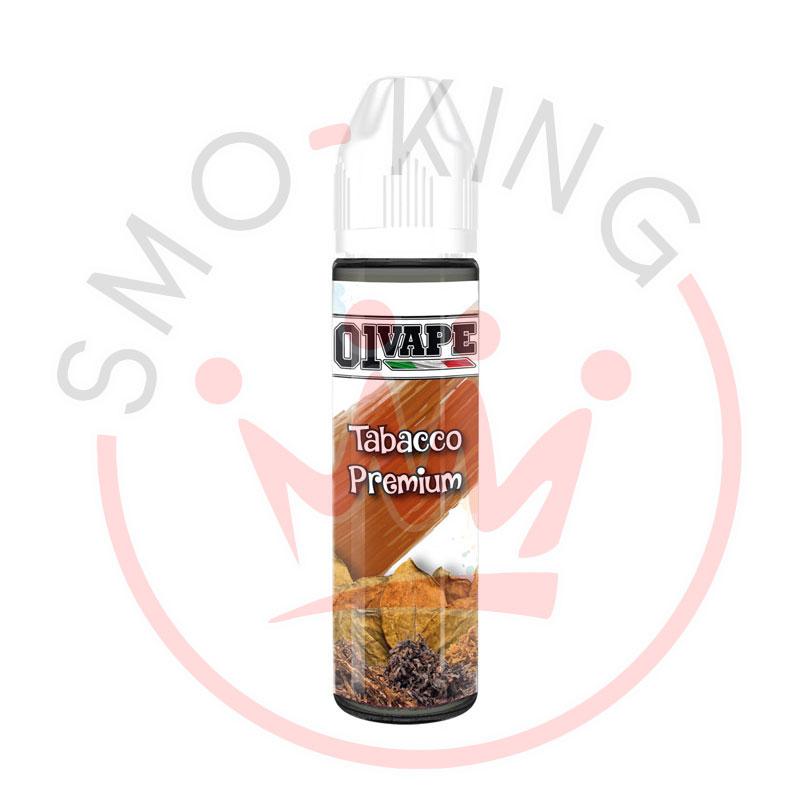 01Vape Tabacco Premium Aroma 20 ml Liquido Sigaretta Elettronica