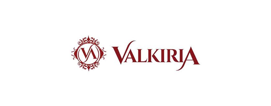 valkiria logo aromi doppia concentrazione