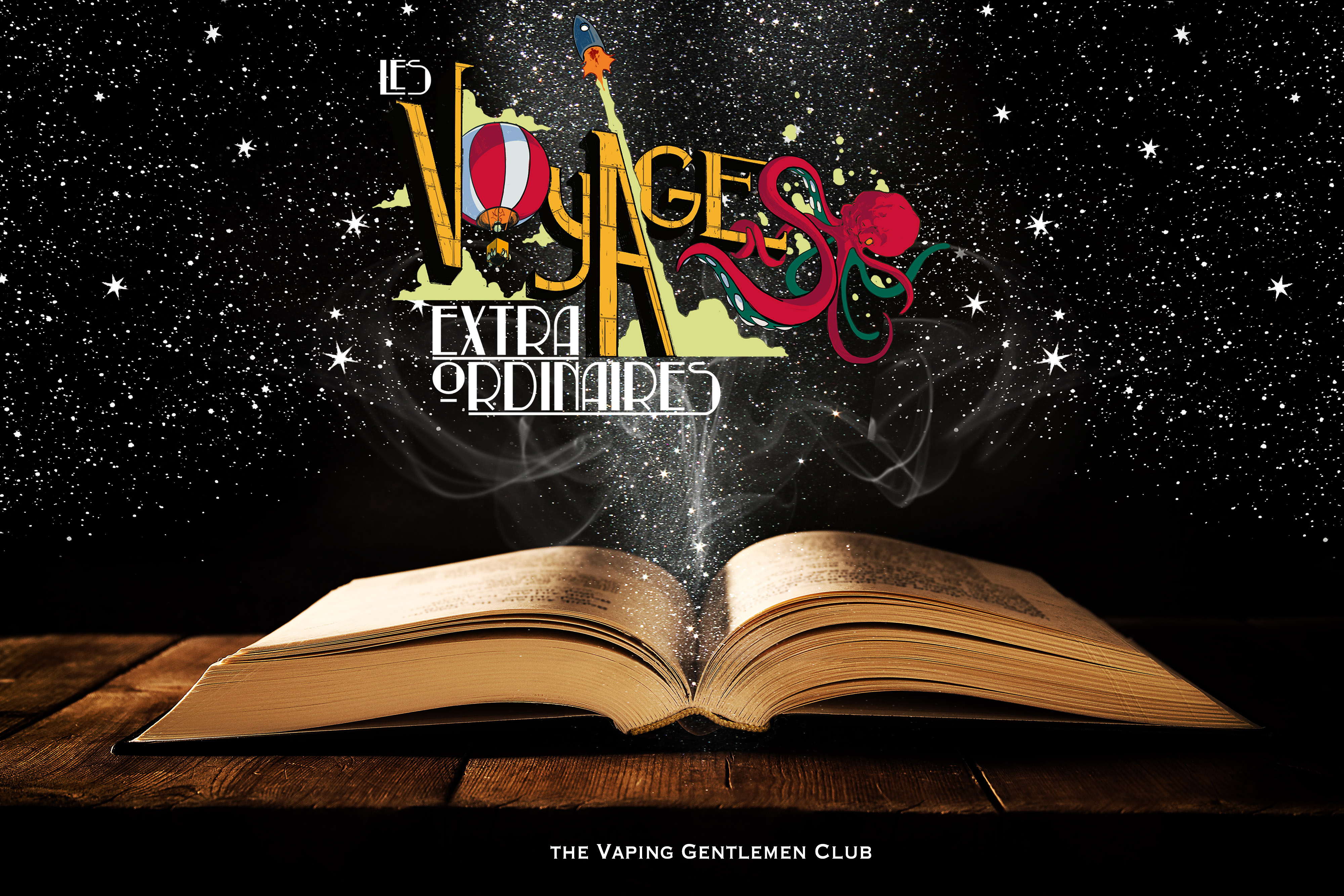 The Vaping Gentlemen Club Voyages