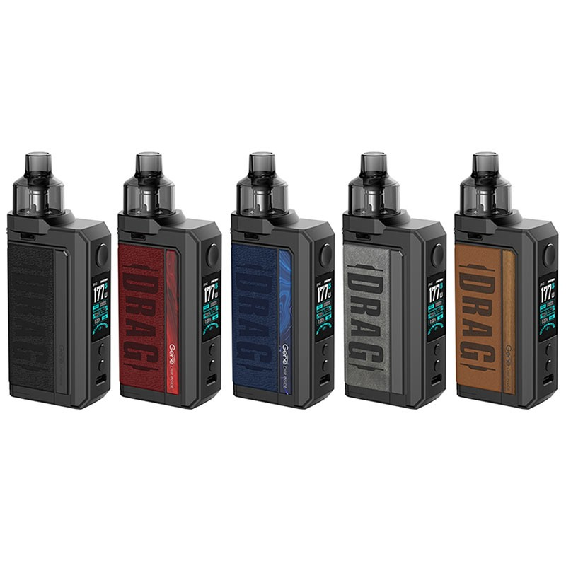 Voopoo X Mod Drag Max Kit Completo Sigaretta Elettronica