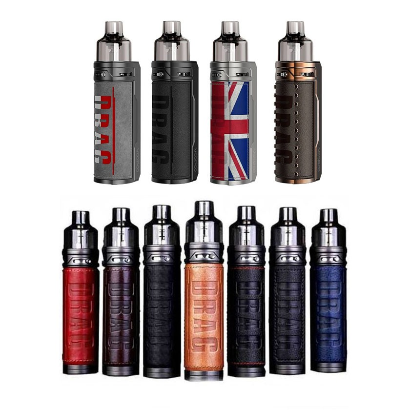 Voopoo X Mod Drag S Kit Completo Sigaretta Elettronica