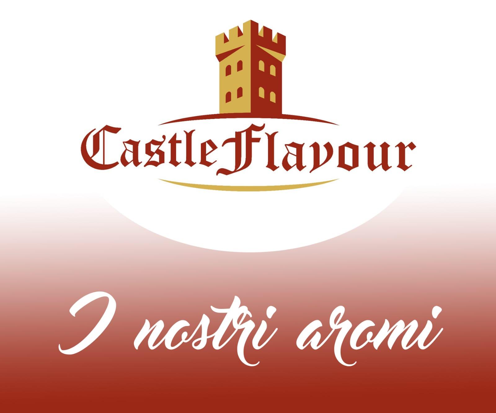 CASTLE FLAVOUR Aromi Concentrati per Sigaretta Elettronica