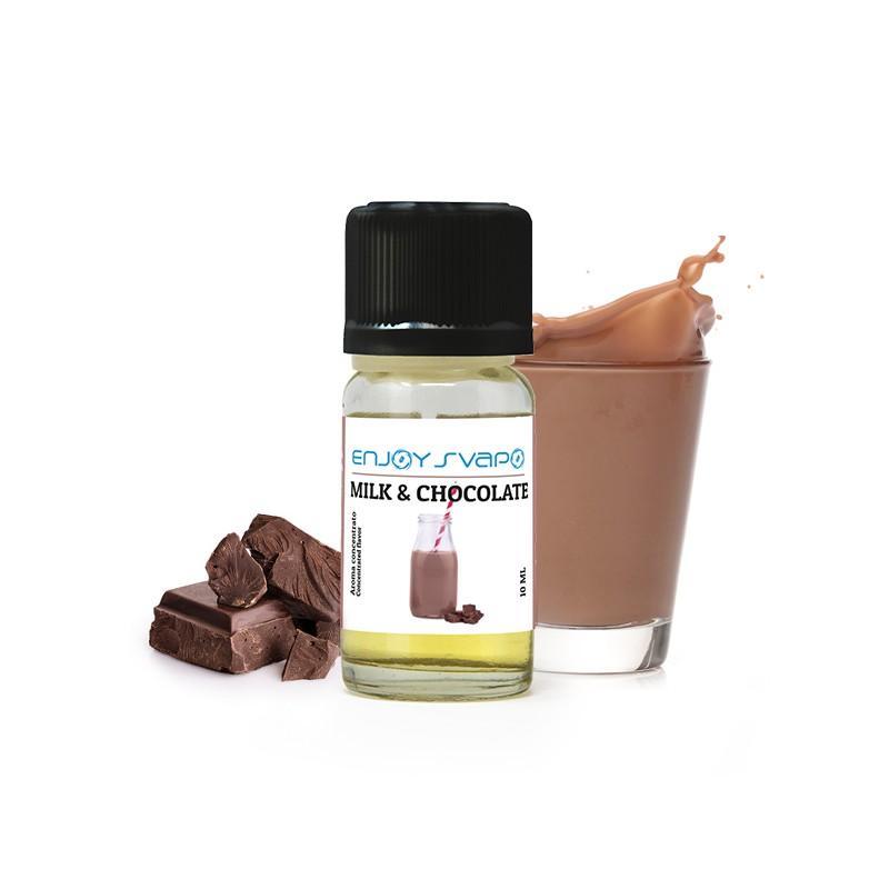 EnjoySvapo Milk & Chocolate Aroma 10 ml Liquido Sigaretta Elettronica